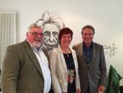 Xaver Merk, Susanne Ferschl, Klaus Ernst